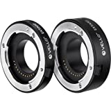 Vello Deluxe Auto Focus Extension Tube Set for Nikon 1 Mount