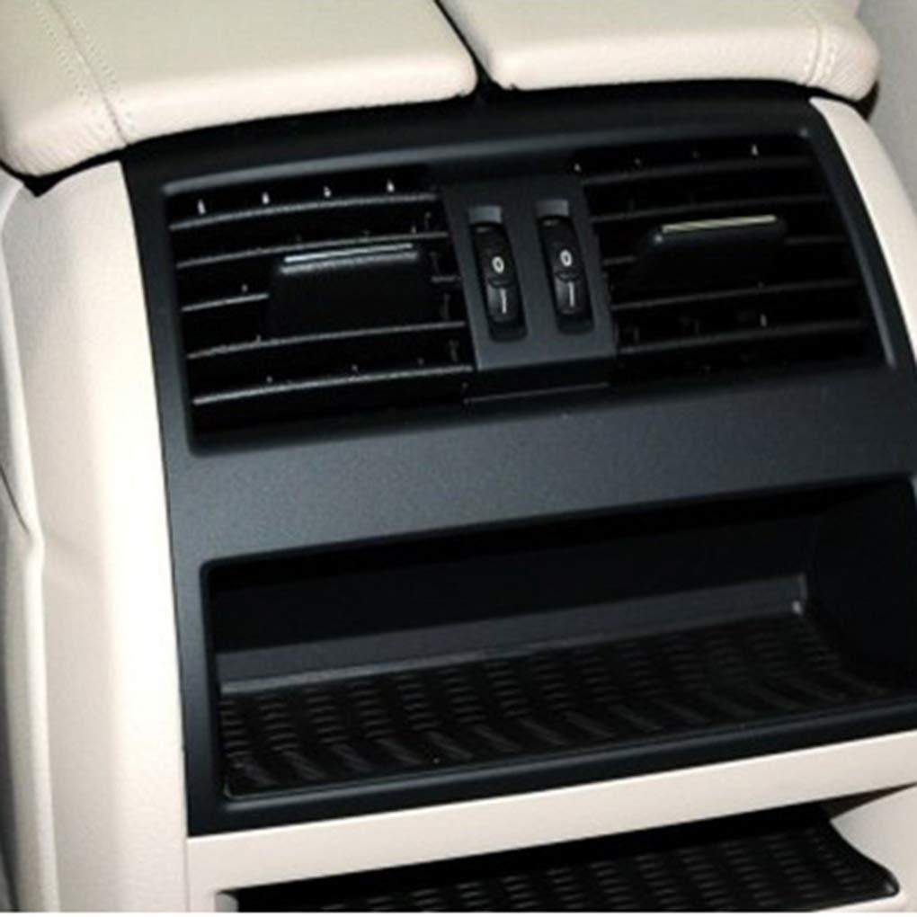 DIAMOEN Hintere Klimaanlage L/üftungsdom Grille Car Outlet Grille Ersatz f/ür BMW F10 F11 F18 11-17