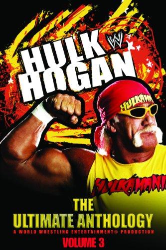 WWE Hulk Hogan The Ultimate Anthology Vol 3 (Induction Triple)