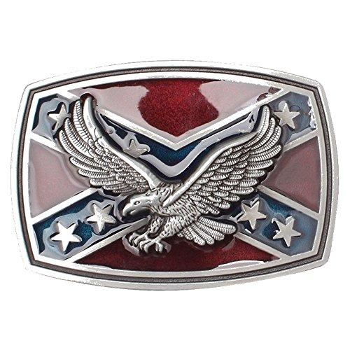 Vintage Flying Eagle Belt Buckle (FEG-011)