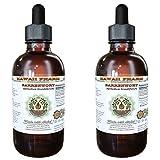 Barrenwort Alcohol-FREE Liquid Extract, Barrenwort (Epimedium Grandiflorum) Dried Leaf Glycerite Hawaii Pharm Natural Herbal Supplement 2x4 oz