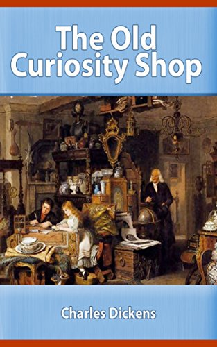 old curiosity shop dickens - 8