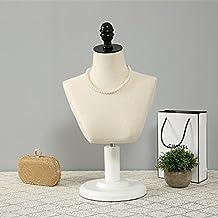 BEIYANG Female Necklace Bra Underwear Mannequin Torso Dress Form Display Stand Designer Pattern (1)