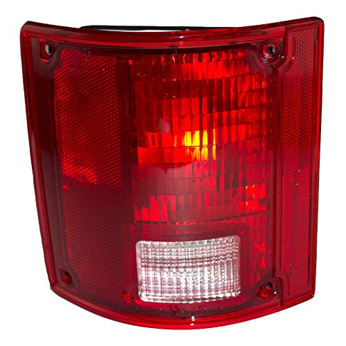 Fleetwood Excursion 2002-2004 RV Motorhome Left (Driver) Replacement Rear Tail Light Lamp (Fleetwood Excursion compare prices)