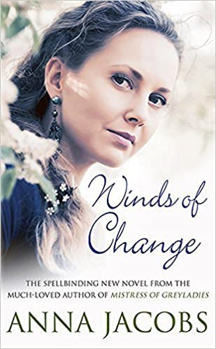 Winds of Change by Anna Jacobs (2015-03-19)