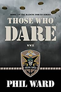 Those Who Dare by Phil Ward ebook deal