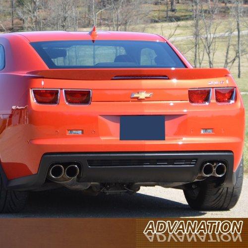 10-15 Chevy Camaro ZL1 Flush Mount Trunk Tail Rear Spoiler Wing Primer Unpainted Flush Mount Wing Body