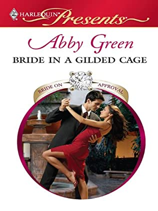 book cover of Bride in a Gilded Cage