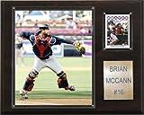 MLB Brian McCann Atlanta Braves Player Plaque