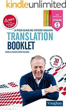 Translation booklet pocket (Spanish Edition)
