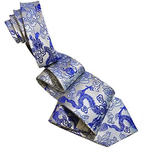 Amazing Grace Dragon Tie