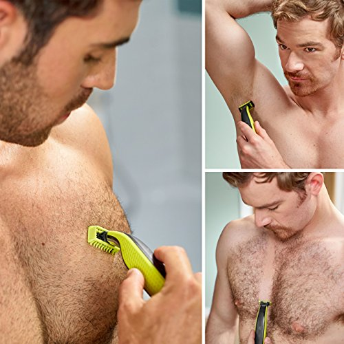 Philips OneBlade + electric trimmer and