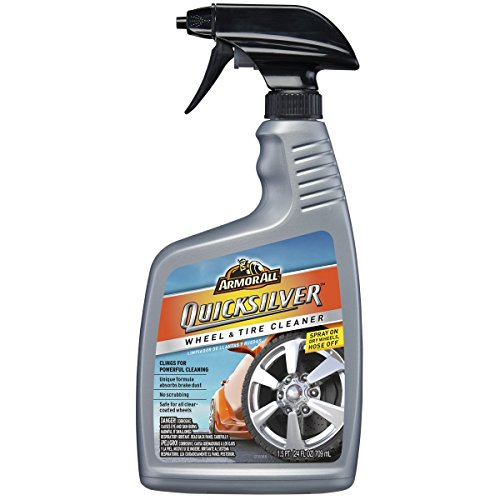 Armor All Quicksilver Wheel & Tire Cleaner (24 fl. oz.) (Case of 6)