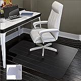 SHAREWIN Chair Mat for Hard Wood Floors - 36''x47'' Heavy Duty Floor Protector - Easy Clean