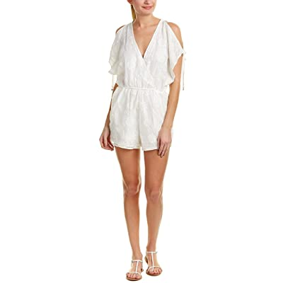 6 Shore Road Womens Deck Romper, M