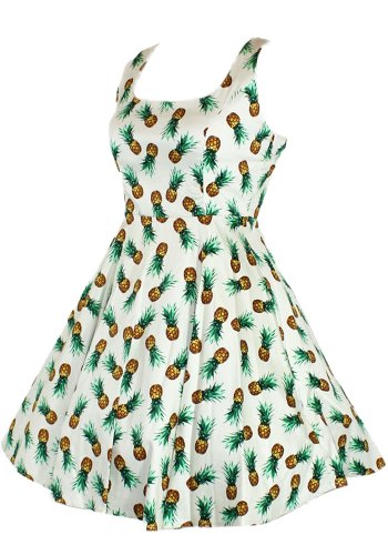 Ixia pineapple dress images