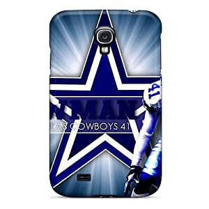 Cometomecovers Perfect Tpu Cases For Galaxy S4/ Anti-scratch Protector Cases (dallas Cowboys)