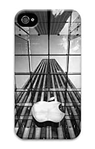 iphone 4 wholesale cases Landscapes applestore ny 3D Case for Apple iPhone 4/4S