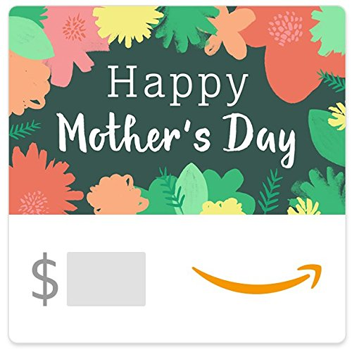 Amazon eGift Card - Happy Mother's Day Painted Floral (Send Mothers Day Gifts)