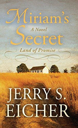 book cover of Miriam\'s Secret