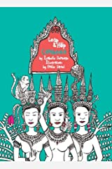 Leap & Hop Cambodia, Children Travel Book Ring-bound