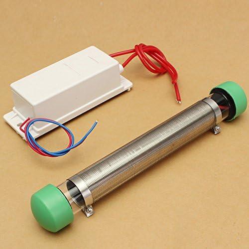 MASUNN AC 220V 7.5 G Ozono Generador Tubo De Ozono 7.5 G/HR para DIY Planta Purificador De Aire: Amazon.es: Hogar
