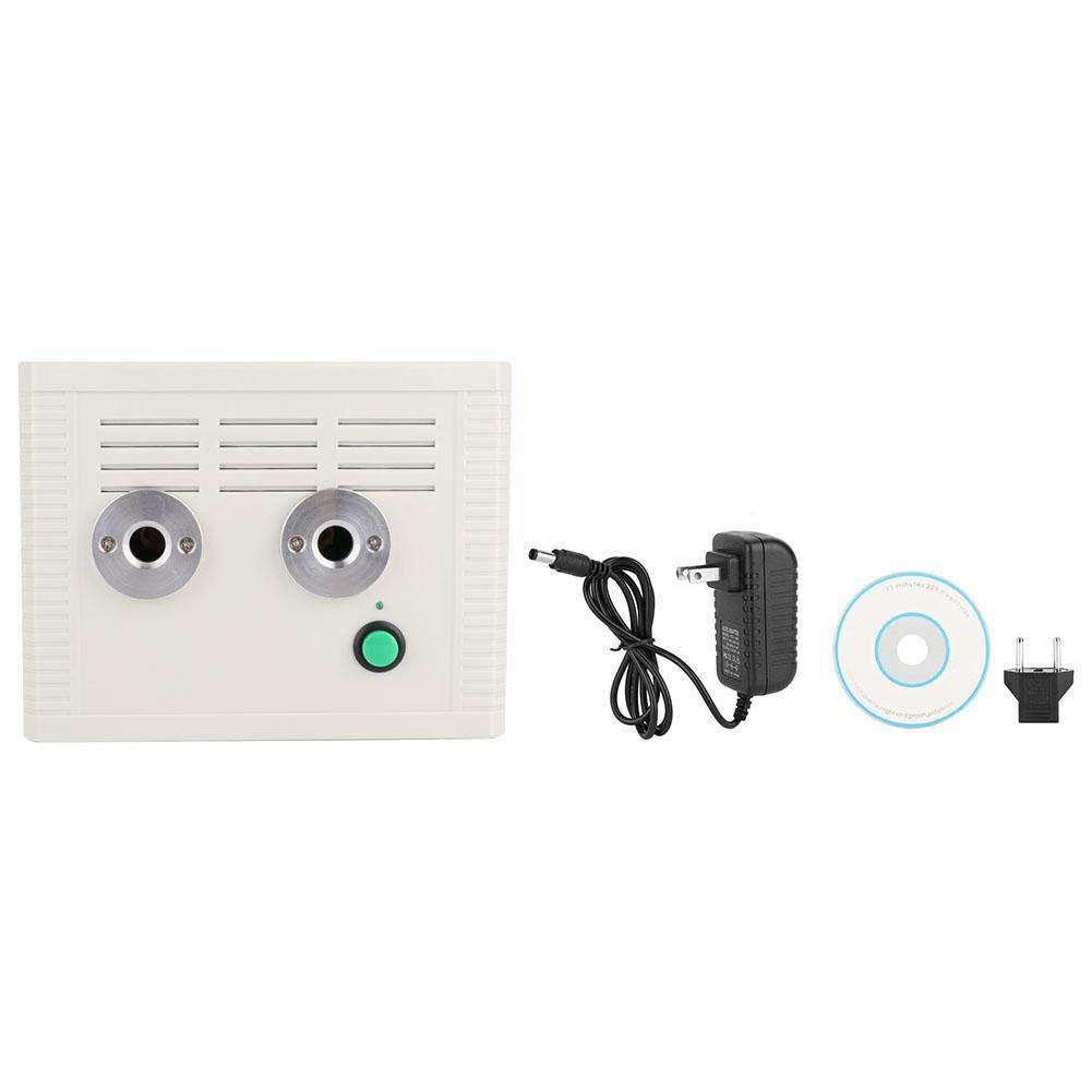 Aramox Ignition Plug Analyzer, MST-880 Automotive Dual Hole Spark Plug Tester Diagnostic Tool Two Holes (US Plug 100-240V)