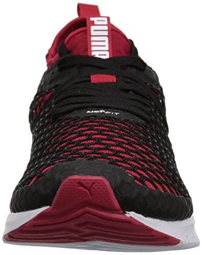 Puma Mens Ignite Dual Netfit Cross Trainer Toreador-puma Nero