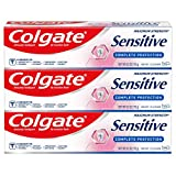 Colgate Sensitive Toothpaste, Complete