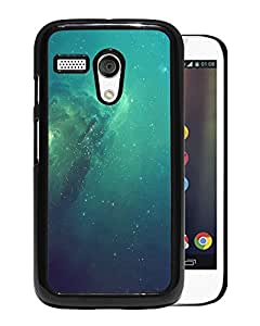 Dreamy Shiny Starry Nebula Outer Space Durable High Quality Motorola Moto G Phone Case
