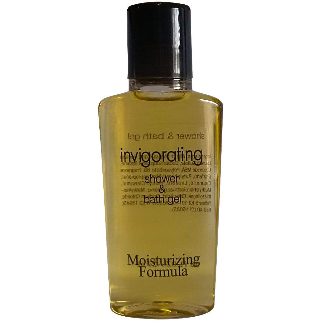 Neutrogena Invigorating Shower & Bath Gel Body Wash 0.9 oz Lot of 24 each - Total of 21.6 oz