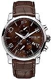 Montblanc Timewalker Chronograph Mens Watch 106503
