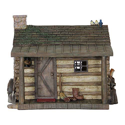 fairy log house - 4