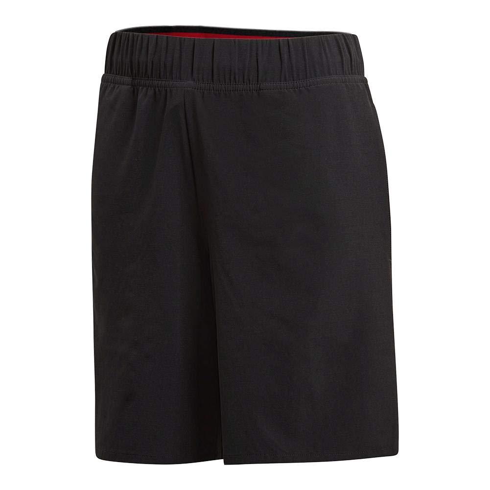adidas テニス バリケードショーツ B077Z6LH9Z ブラック X-Small
