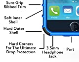Galaxy S5 Case Blue by Cable And Case - Ultra Tough