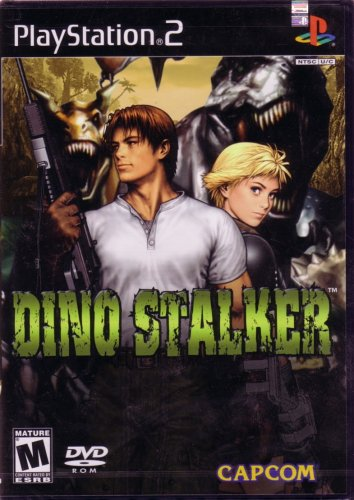 Ps2 Light Guns (Dino Stalker)