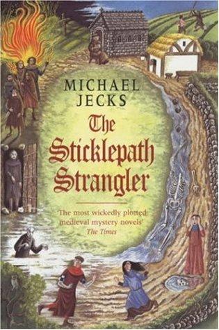 book cover of The Sticklepath Strangler