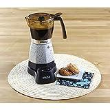 IMUSA USA B120-60007 Electric Coffee/Moka Maker