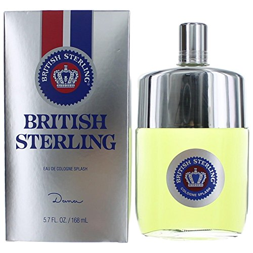 British Sterling By Dana For Men. Cologne 5.7 Oz.