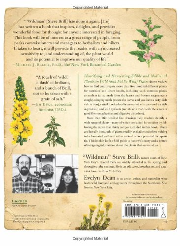 Identifying and Harvesting Edible and Medicinal Plants in Wild (and Not So Wild) Places