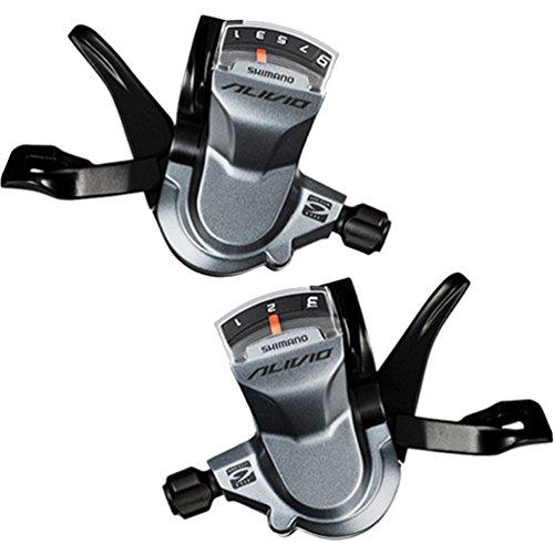 Shimano Alivio Mountain Bike Shifter Lever Set – SL-M4000 (3X9-SPEED W/ OGD)