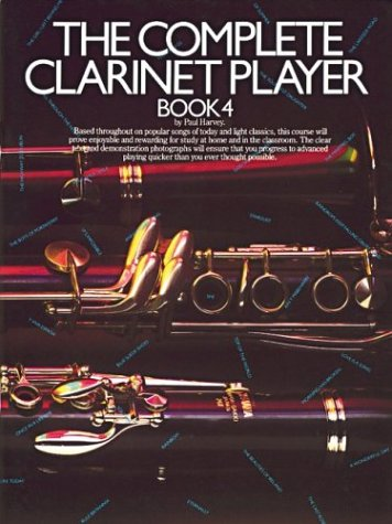 Complete Clarinet Player Book - 4