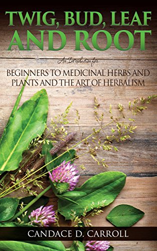 Twig, Bud, Leaf and Root: An Introduction for Beginners to Medicinal Herbs and Plants and the Art of Herbalism by [Carroll, Candace]