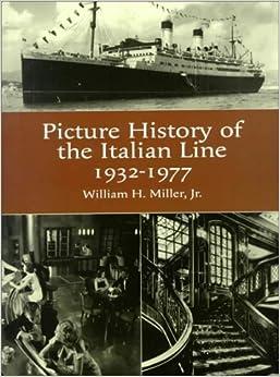 Descargar Libros Gratis En Picture History Of The Italian Line, 1932-1977 PDF Gratis En Español