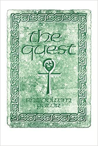 Book The Quest: A Search for the Grail of Immortality by Camelot Press (2002-06-10)