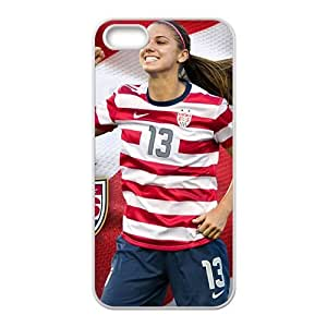Woman player Cell Phone Case for iPhone 5S