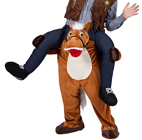 Piggy (Riding A Horse Costumes)