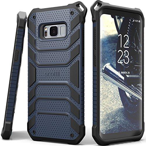 scottii Tactical Samsung Slip Resistant Shockproof