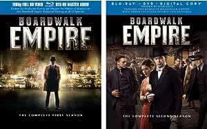 Boardwalk Empire: Seasons 1-2 Bundle (Blu-ray/DVD Combo + Digital Copy)