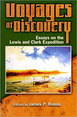 Essay Examples English Voyages Of Discovery Essays On The Lewis And Clark Expedition James P  Ronda  Amazoncom Books Thesis Statements Examples For Argumentative Essays also English Argument Essay Topics Voyages Of Discovery Essays On The Lewis And Clark Expedition  Good Thesis Statements For Essays
